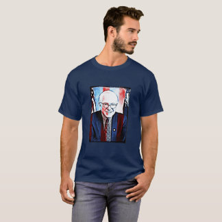 Bernie Sanders Support Digital Art  Shirt