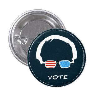 Bernie Sanders - Vote! 1 Inch Round Button