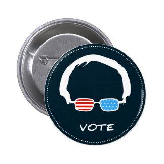 Bernie Sanders - Vote! 2 Inch Round Button