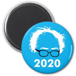 Bernie Sanders Wild Hair 2020 Magnet