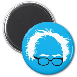 Bernie Sanders Wild Hair Magnet