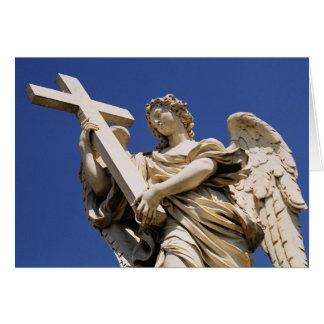 Bernini Angel Card