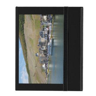 Bernkastel Kues at Moselle iPad Cover