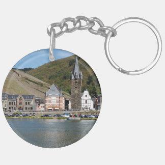 Bernkastel Kues at Moselle Keychain