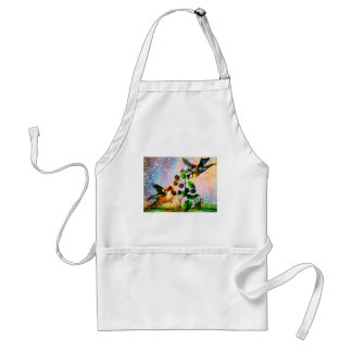 BERRIES AND BIRDS STANDARD APRON