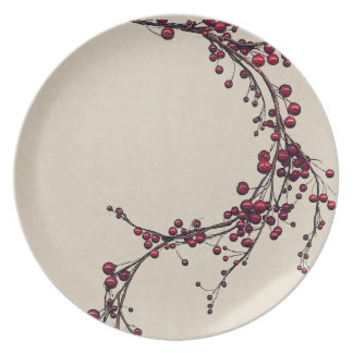 Berries and Vines Dinner Plates