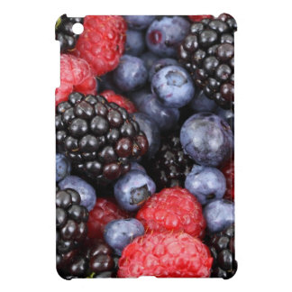 berries background case for the iPad mini