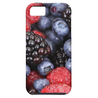 berries background iPhone 5 cover