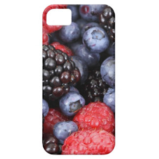 berries background iPhone 5 covers