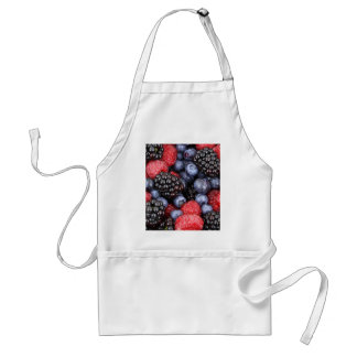 berries background standard apron