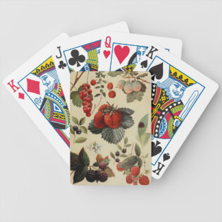 BERRIES BERRIES playing cards