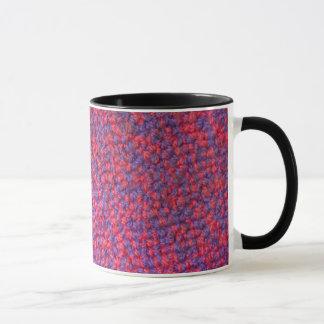 BERRIES Black 11 oz Ringer Mug