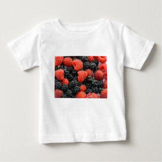 Berries Close Up Baby T-Shirt