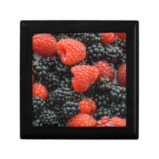 Berries Close Up Gift Box