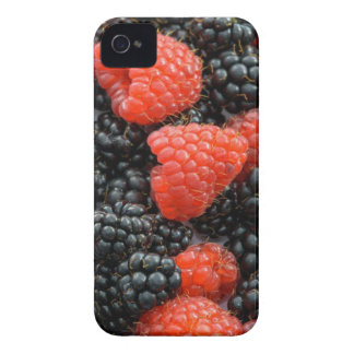 Berries Close Up iPhone 4 Cover