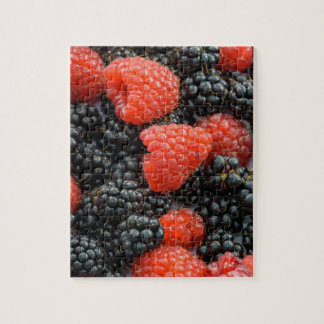 Berries Close Up Jigsaw Puzzle