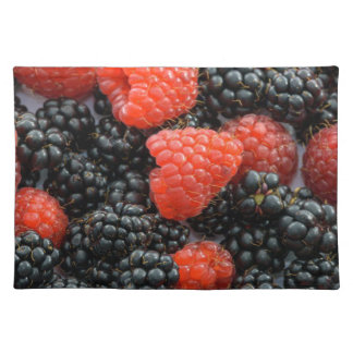 Berries Close Up Placemat