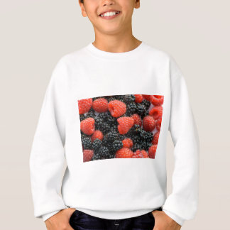 Berries Close Up Sweatshirt