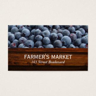 Berries / Farmer Markets Business Card
