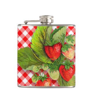 Berries Hip Flask