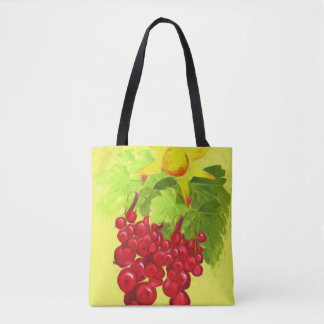 Berries in the sun tote bag