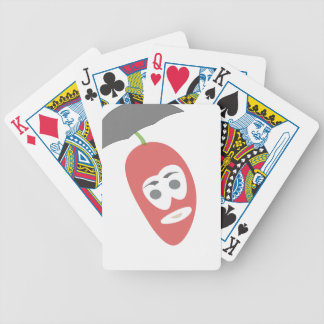 berry bicycle playing cards