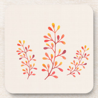 Berry Branches Beverage Coaster