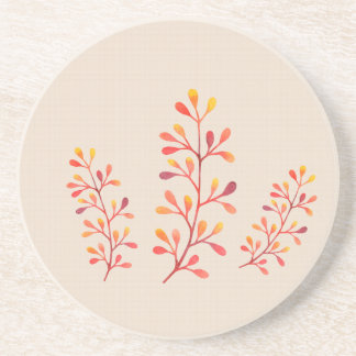 Berry Branches Coaster