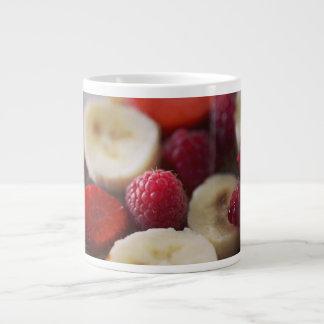 Berry Breakfast Giant Coffee Mug