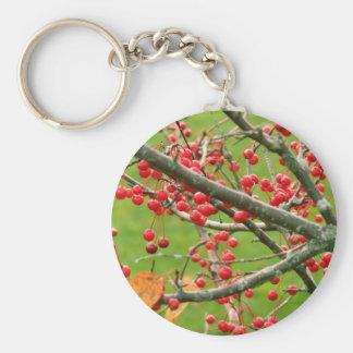 Berry Bush keychain