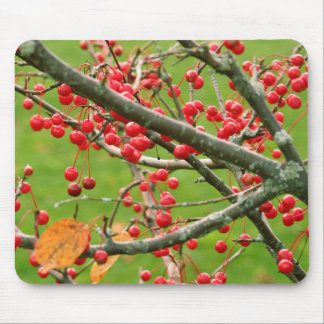 Berry Bush mousepad