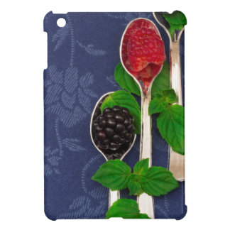 berry fruit background case for the iPad mini