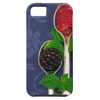berry fruit background iPhone 5 case