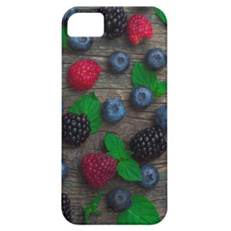 berry fruit background iPhone 5 cover
