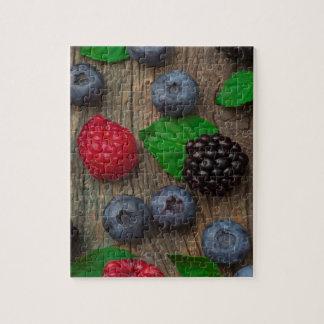 berry fruit background jigsaw puzzle