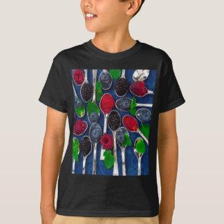 berry fruit background T-Shirt