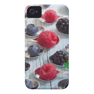 berry fruit iPhone 4 covers