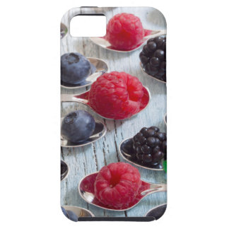 berry fruit iPhone 5 cases