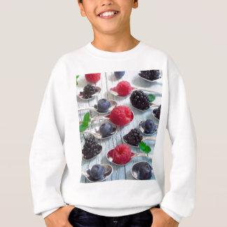 berry fruit sweatshirt