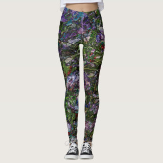Berry Fusion Leggings