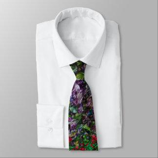 Berry Fusion Tie