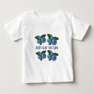 Berry Glad Baby T-Shirt