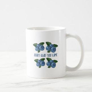 Berry Glad Coffee Mug