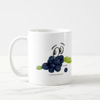 Berry good coffee mug