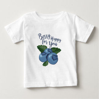 Berry Happy Baby T-Shirt