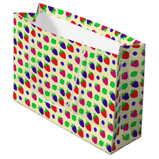 Berry mix large gift bag