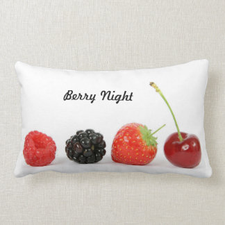 Berry Night Pillow