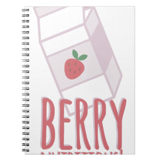 Berry Nutritious Notebooks