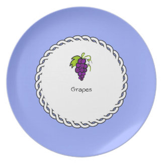 Berry-Plates-Grapes (c)_Berry_Plate Plate