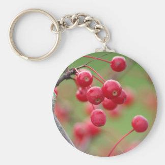 Berry Pretty keychain